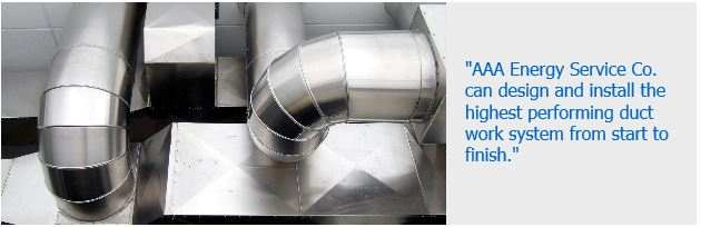 hvac duct work - aaaenergy.com