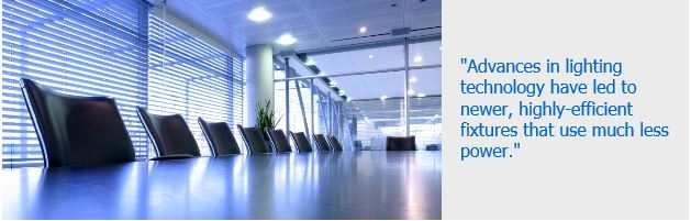 Commercial industrial lighting retrofits aaa energy