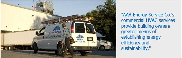 HVAC/R Services & Installation by AAA Energy Service Co.